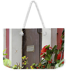 Hanging In Old San Juan  Weekender Tote Bag
