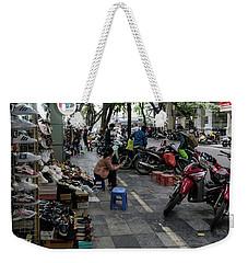 Hanoi Street Scene 1 Weekender Tote Bag
