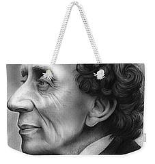 Hans Christian Andersen Weekender Tote Bag