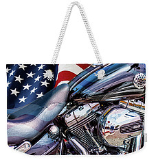 Happy Birthday America Weekender Tote Bag