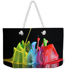 Happy Birthday Weekender Tote Bag by William Lee