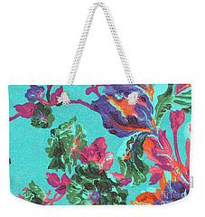 Happy Blooms Weekender Tote Bag