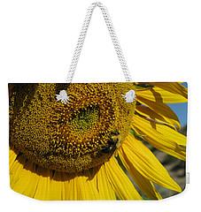 Happy Bumble Bee Weekender Tote Bag