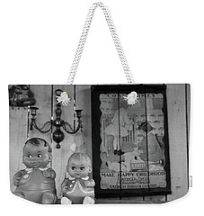 Happy Childhood Weekender Tote Bag
