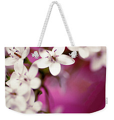Weekender Tote Bag featuring the photograph Happy by Christi Kraft