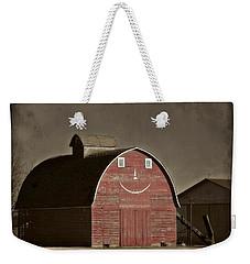 Happy Crib Weekender Tote Bag