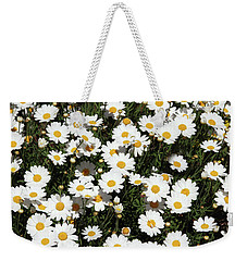 Happy Daisies- Photography By Linda Woods Weekender Tote Bag
