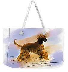 Happy Dance Weekender Tote Bag