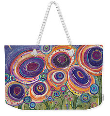 Happy Dance Weekender Tote Bag