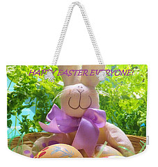 Happy Easter Everyone Weekender Tote Bag