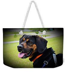 Happy Gus Weekender Tote Bag