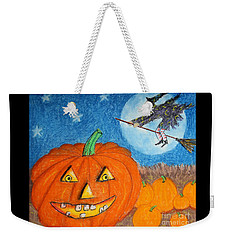 Happy Halloween Boo You Weekender Tote Bag