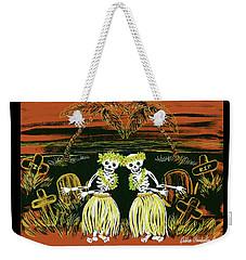 Happy Halloween Dance Weekender Tote Bag