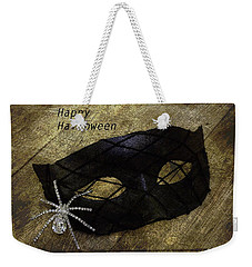 Happy Halloween Weekender Tote Bag by Patrice Zinck