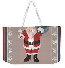 Happy Holidays To All Weekender Tote Bag