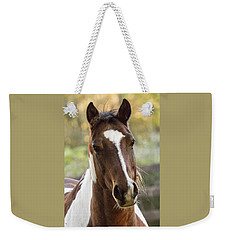 Happy Horse Weekender Tote Bag