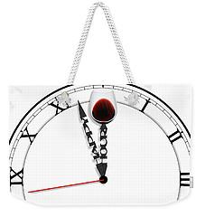 Happy Hour Weekender Tote Bag by ISAW Gallery
