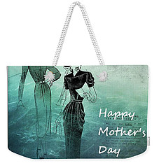 Happy Mother's Day Weekender Tote Bag by Patrice Zinck
