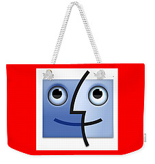 Happy Weekender Tote Bag by Now
