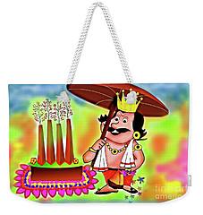Happy Onam Weekender Tote Bag