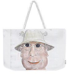 Happy Senior Weekender Tote Bag