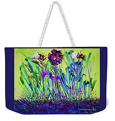 Happy Spring Weekender Tote Bag