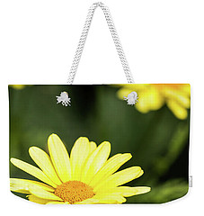 Happy Summer Flowers Weekender Tote Bag