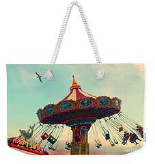 Happy Swing Weekender Tote Bag