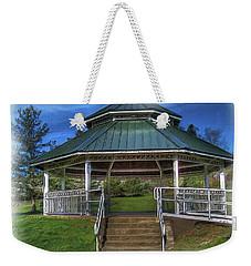 Happy Valley Gazebo Art  Weekender Tote Bag by Thom Zehrfeld