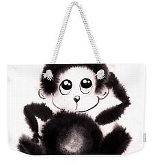 Happy Year Of The Monkey Weekender Tote Bag