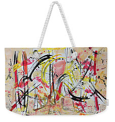 Happyness Weekender Tote Bag