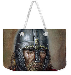 Harald Wartooth Weekender Tote Bag by Arturas Slapsys