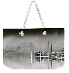 Harbor And Boats Weekender Tote Bag