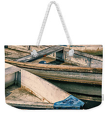 Harbor Boats Weekender Tote Bag
