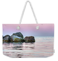 Harbor Breakwater Weekender Tote Bag