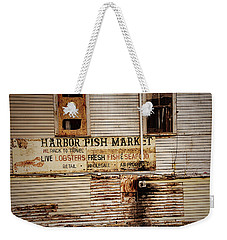 Harbor Fish Market Weekender Tote Bag