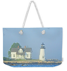 Harbor Mist Weekender Tote Bag