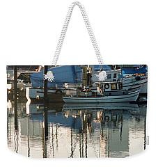 Harbour Fishboats Weekender Tote Bag