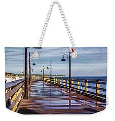 Harbour Town Pier Weekender Tote Bag