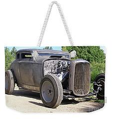 Hard Chop Weekender Tote Bag