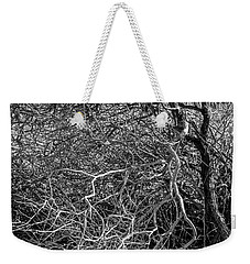Weekender Tote Bag featuring the photograph Hard Life by Glenn DiPaola