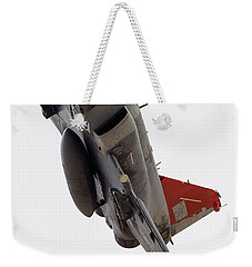 Hard Overhead Weekender Tote Bag