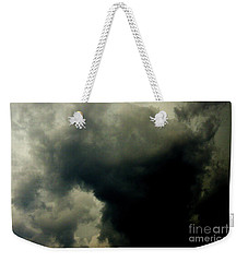 Hard Rain's Gonna Fall Weekender Tote Bag