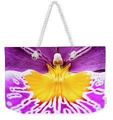 Hardhat Soldier/orchid Weekender Tote Bag