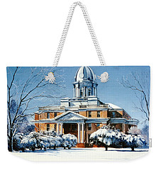 Hardin County Courthouse Weekender Tote Bag