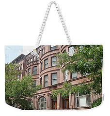 Harlem Brownstones Weekender Tote Bag