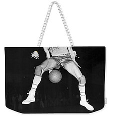Harlem Clowns Basketball Weekender Tote Bag