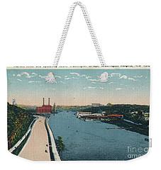 Harlem River Speedway Weekender Tote Bag