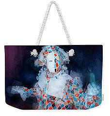 Harlequin Weekender Tote Bag by Jack Torcello