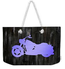 Harley Art Weekender Tote Bag